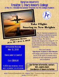 A Plus Program Flyer